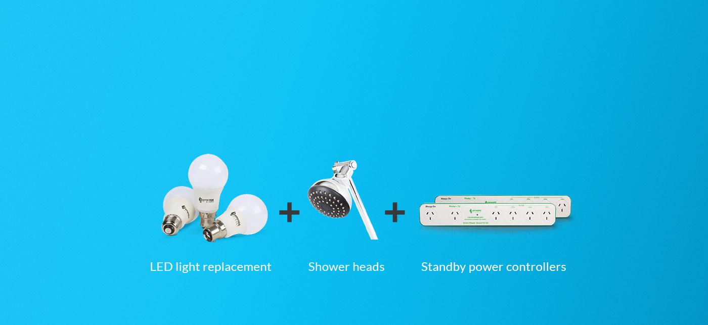 FREE LED Light Upgrades REES