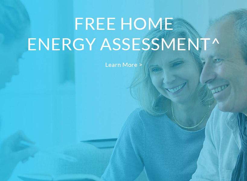 Free Home Energy Assessment Households