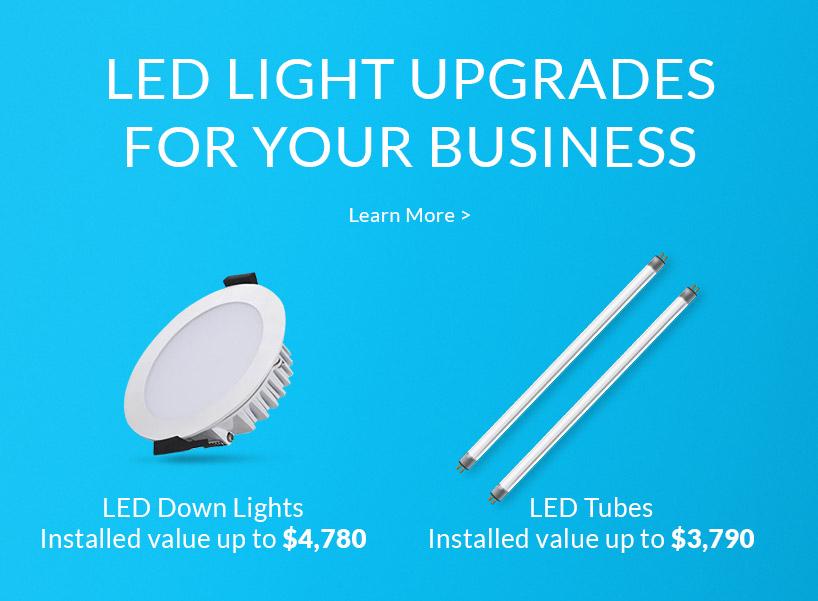 LED Light Upgrades REES