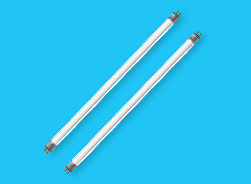 REES Fluorescent to LED tubes upgrade