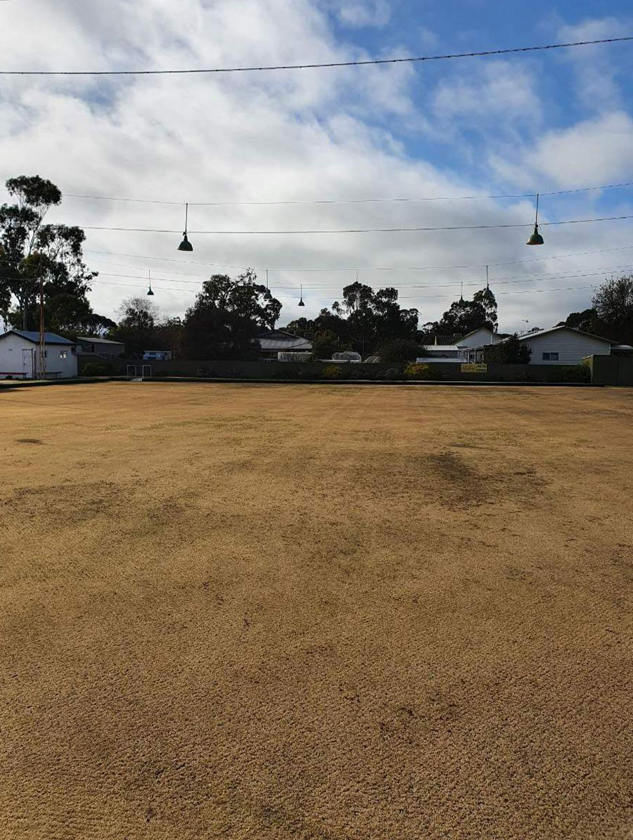 Laura Bowling Club LED Lighting before upgrade 001