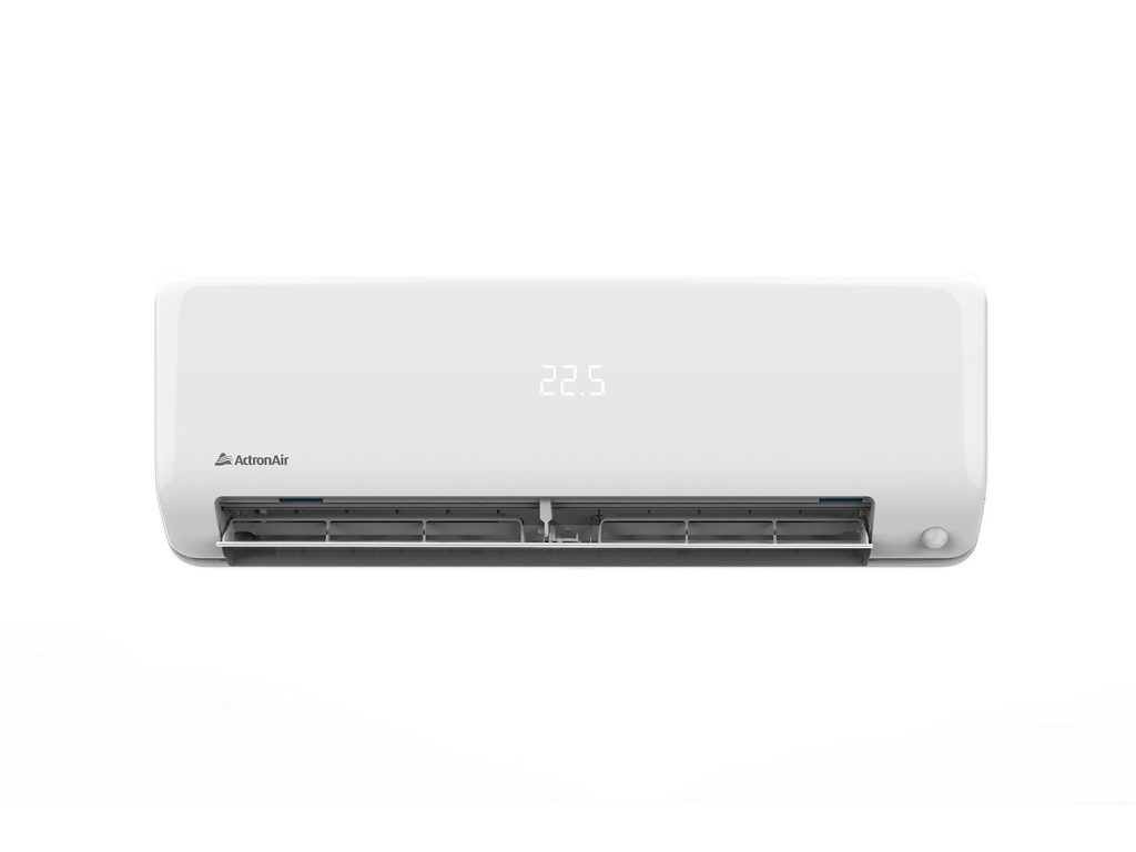 Actron Air Serene Series 2 Reverse Cycle Split System Air Conditioner front open