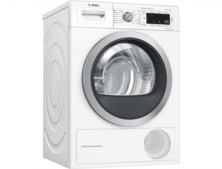 Bosch 9kg Tumble Heat Pump Dryer